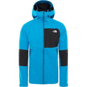 The North Face Impendor Windstopper Hoody Jacket Herr hyper blue/tnf black